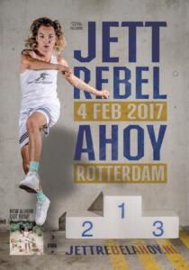 Jett Rebel AHOY Rotterdam